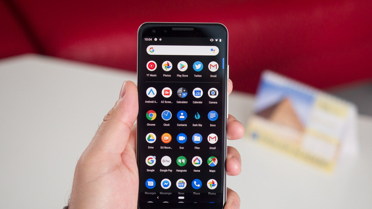 Android Q dark mode: how much battery power would it save?