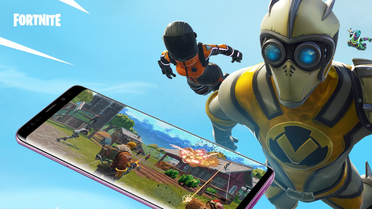 Fortnite finally adds controller support for iOS and Android with