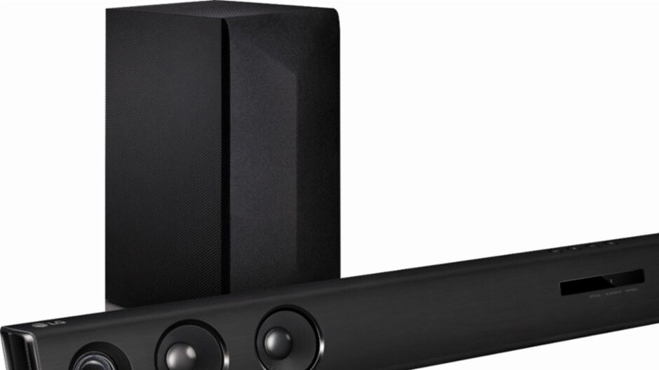 Deal: LG 300W soundbar & wireless subwoofer system is 40% off, get one for $120!