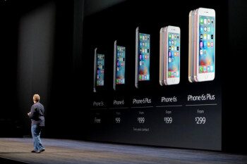 Apple's iPhone loss is Verizon and AT&T's gain, and carrier subsidies are to blame
