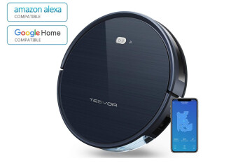 This awesome smart robot vacuum cleaner is 35% off, grab one for $130 (deal ends today)!