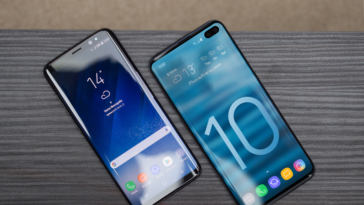Galaxy S10 enters mass production as release date nears, 'detachable' screen protector in tow