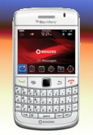 Rogers starts rolling out the white version of the BlackBerry Bold 9700