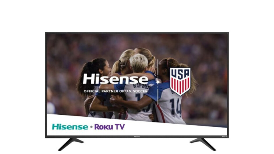 Deal: Get a new 65-inch Hisense 4K Smart TV for $498 at Walmart, save big!
