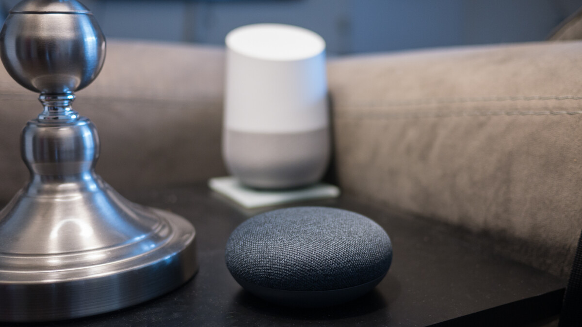 Deal: Get two Google Home Mini smart speakers for just $40