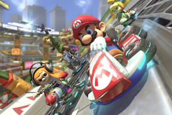 Mario Kart mobile game delayed until summer