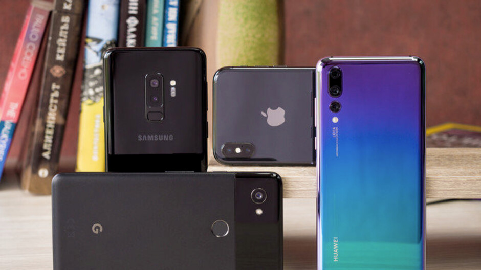 2018 was the first year with a continuous decline in smartphone shipments, research shows