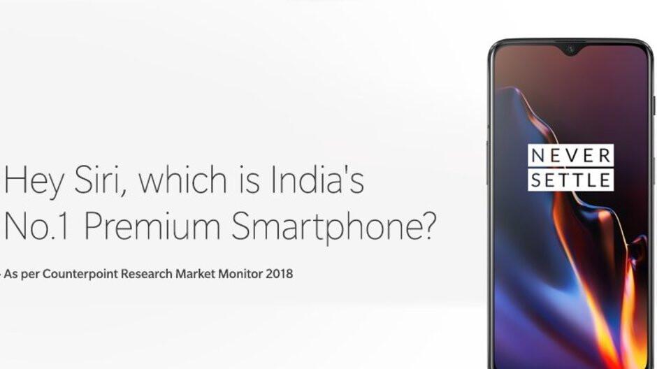 OnePlus celebrates latest India achievements by mocking Apple on Twitter