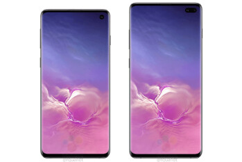 Samsung Galaxy S10 & Galaxy S10+ press renders show off launch colors