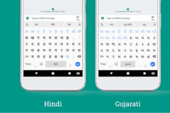Gboard keyboard app update adds huge number of languages
