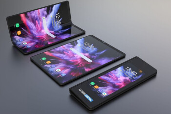 Huawei's foldable phone may beat the Samsung Galaxy Fold right out of the gate