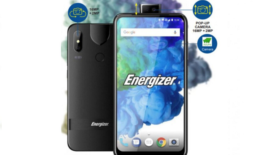 Energizer set to launch 26 smartphones at MWC 2019