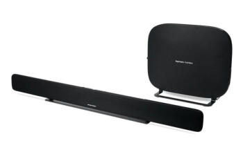 Deal: 120W Harman Kardon wireless soundbar & subwoofer system is 67% off, save big!