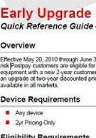 Verizon offering early upgrade to certain customers?
