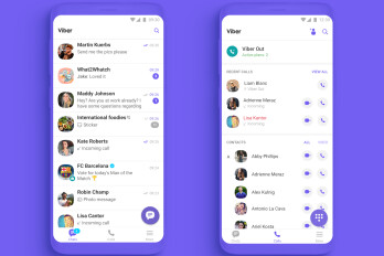 Viber 10 released with brand new design, group calls, faster chats, more
