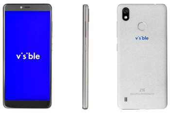ZTE makes a discreet US carrier comeback with the $99 Visible R2