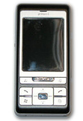Gigabyte unveils the g-Smart i Pocket PC phone with analog TV