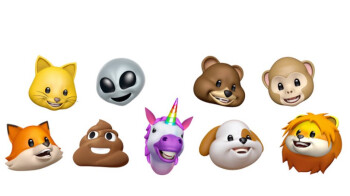 iOS 12.2 could bring four new animoji