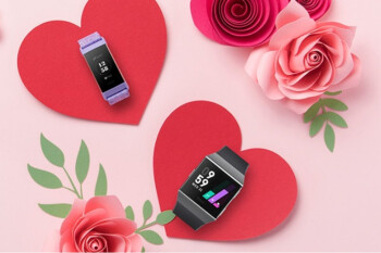 Fitbit's best activity tracker and smartwatches are discounted for Valentine's Day