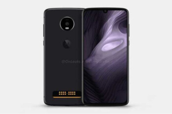 Moto Z4 Play specs said to include 48MP rear camera and in-display fingerprint sensor