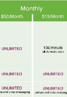 New pre-paid calling plans from T-Mobile