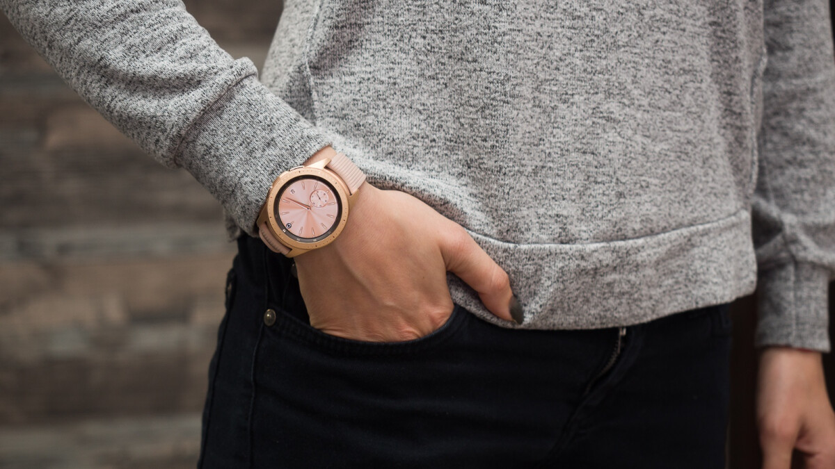 Samsung Galaxy Watch bundle with 1-year warranty scores massive $110 discount on eBay