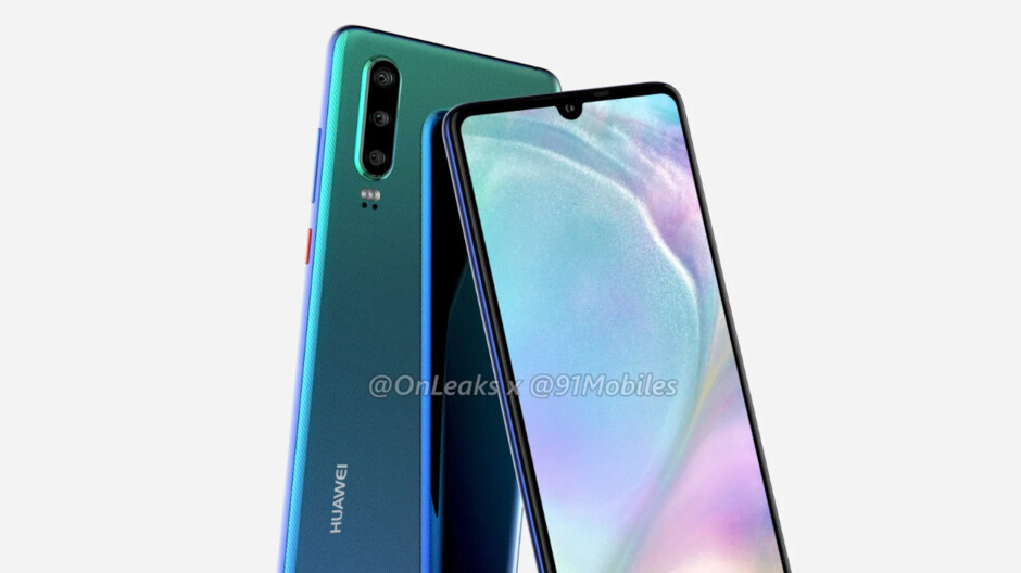 Huawei's next flagship, the P30 confirmed for unveiling in late March