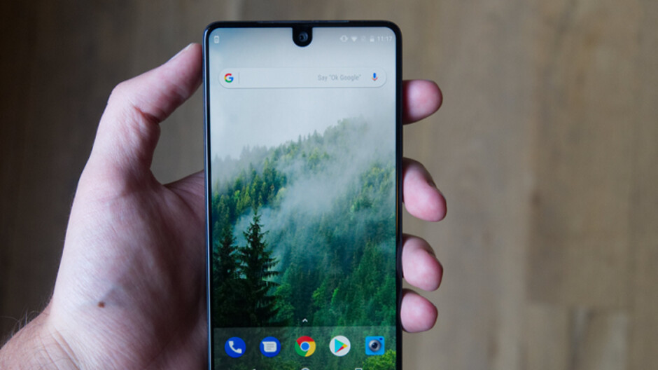 Essential Phone sequel could use a unique technology to replace the notch