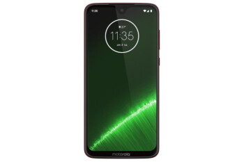 The entire Moto G7 line leaks in high-res press renders