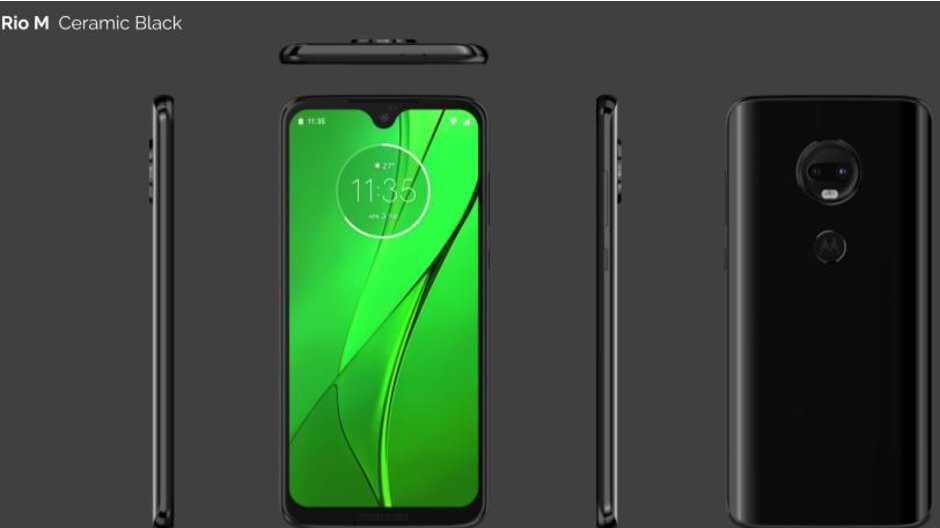 Moto G7 shows up at Verizon ahead of official announcement