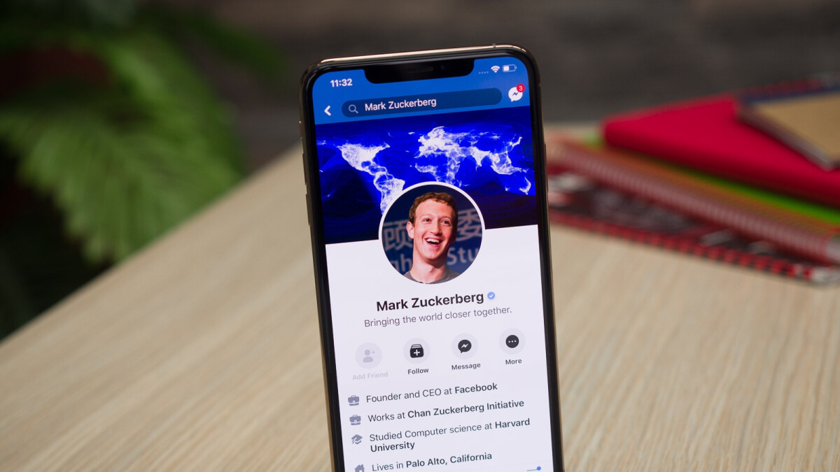 Facebook is in hot water for combining data from different sources without user approval