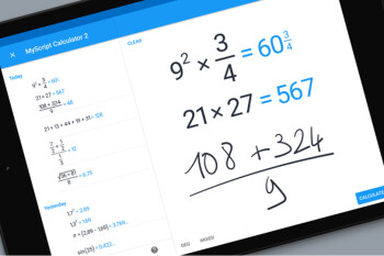 Unique calculator app is free for one week only in the Google Play Store ($3 from the App Store)