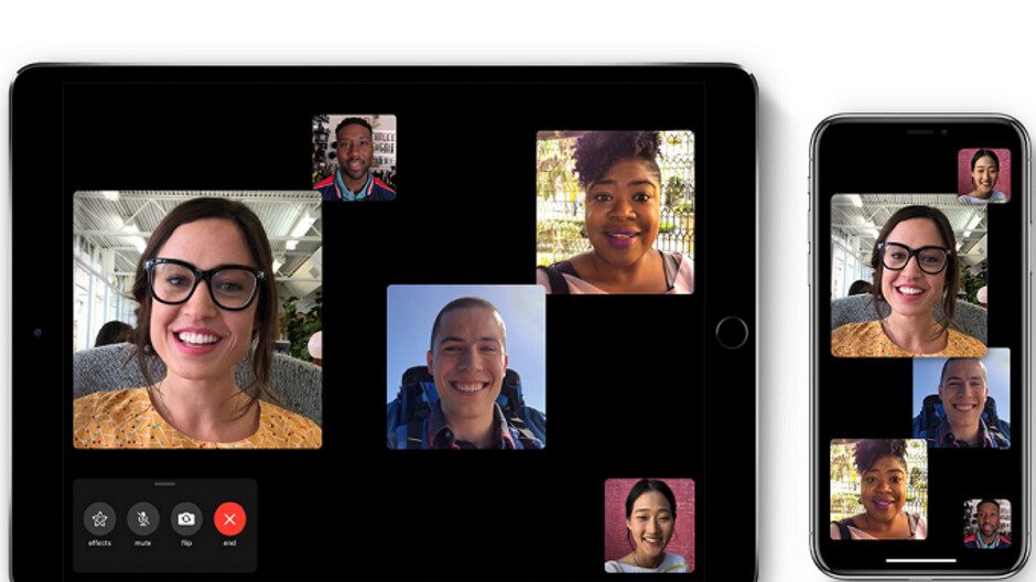 Apple to fix Group FaceTime bug today with iOS update