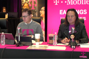 T-Mobile tops its rivals once again during the fourth quarter