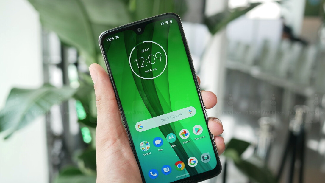 Moto G7 coming soon to Google Fi