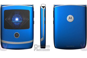 Imagine if the Motorola RAZR (2019) looks like this