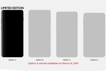 Limited Edition Samsung Galaxy S10+ won't be available in early March