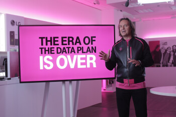 T-Mobile will offer two phones and two unlimited lines for $100 a month to break you up with Verizon
