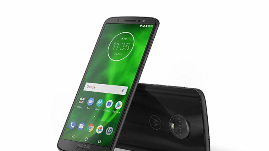 Deal: Moto G6 goes on sale on Amazon for 30% off (Prime Exclusive and standard versions)