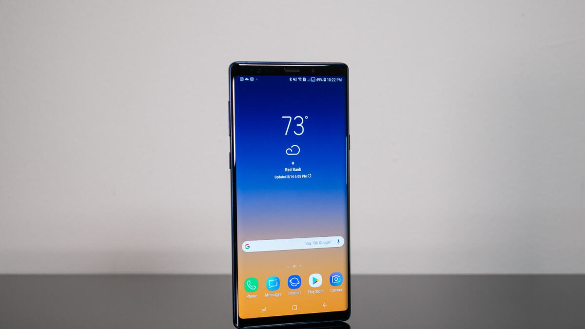 Unlocked Galaxy Note 9 buyers can get a free Galaxy Tab A 10.5 on Amazon today only