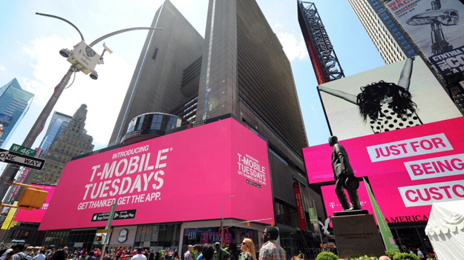 Last Tuesday, T-Mobile and Taco Bell set some new records