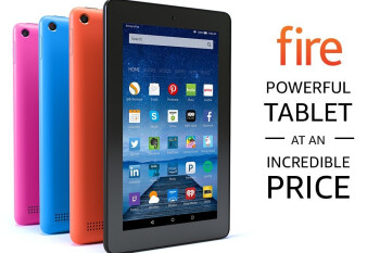 Amazon Fire 7 and Fire HD 6 tablets in full working condition are on sale at crazy low prices