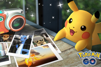 Pokemon GO's new photo mode lets you snap a picture of any Pokemon