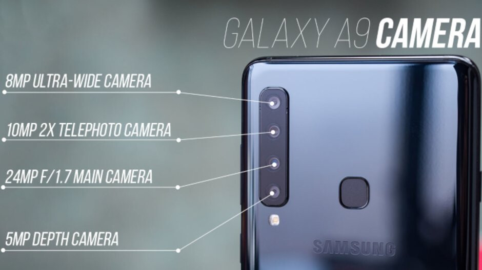 Samsung's new Galaxy A lineup (A50, A30, and A10) leaks in full