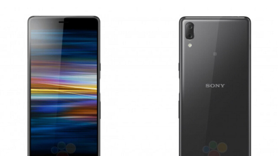 Renders show how Sony plans to avoid the notch on the Xperia L3