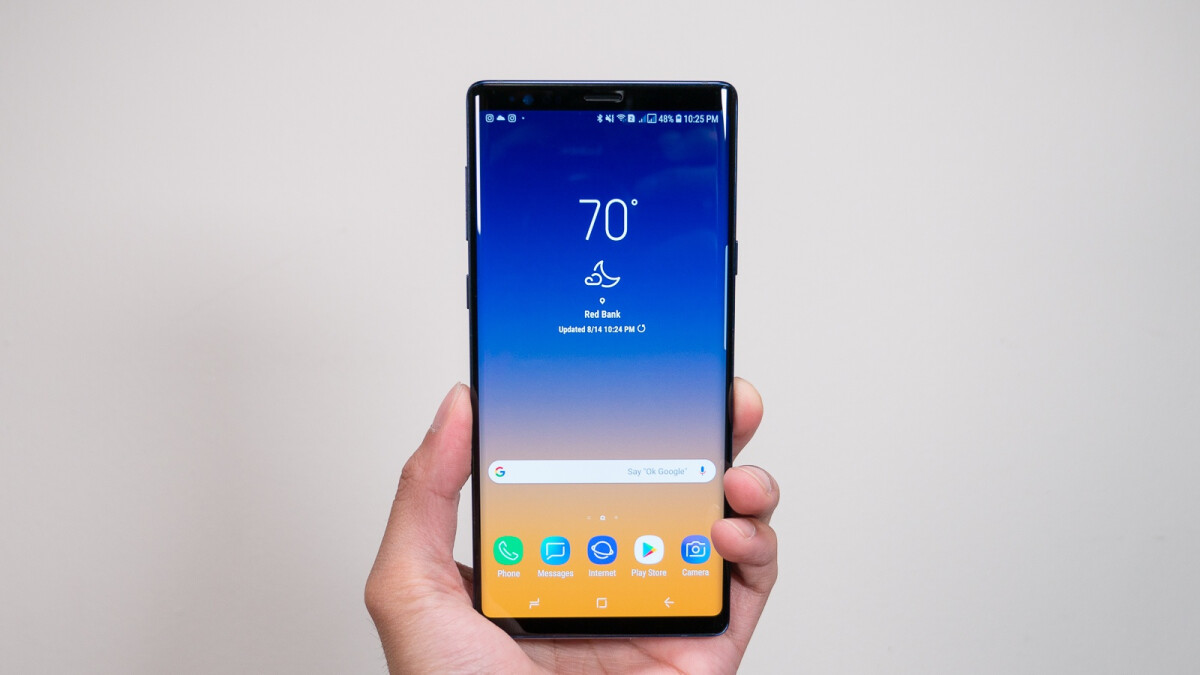 Samsung Galaxy Note 9 scores hefty discounts in both 128 and 512GB variants