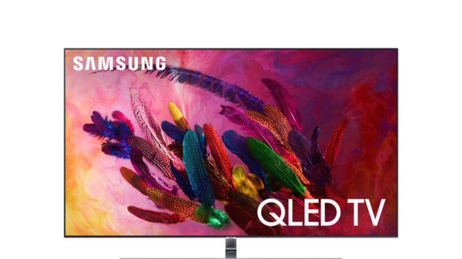 Save $800 on this 75-inch 4K Samsung QLED Smart TV (2018 model), deal ends soon!