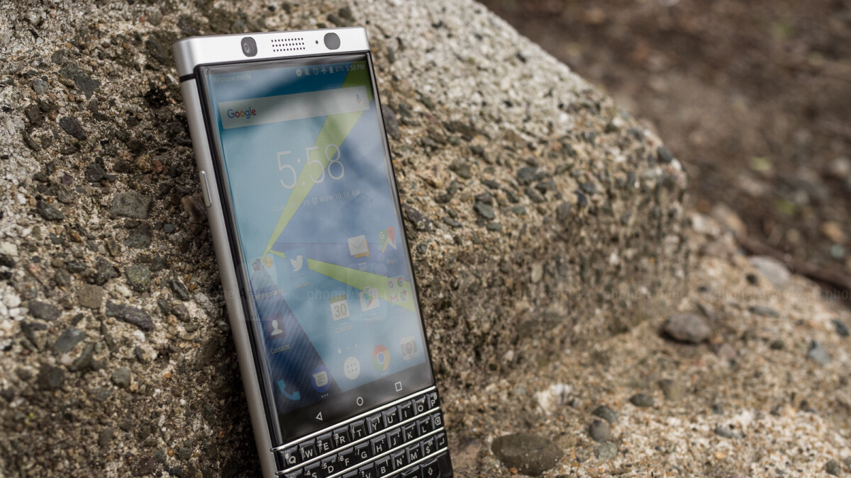 This might be your last chance to get a 64GB BlackBerry KEYone at an unrivaled price