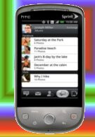 Sprint HTC Hero owners are now officially in the game with Android 2.1