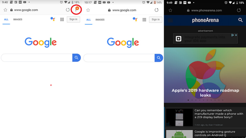 Beta version of a key Samsung app gets One UI and Dark mode in the Google Play Store